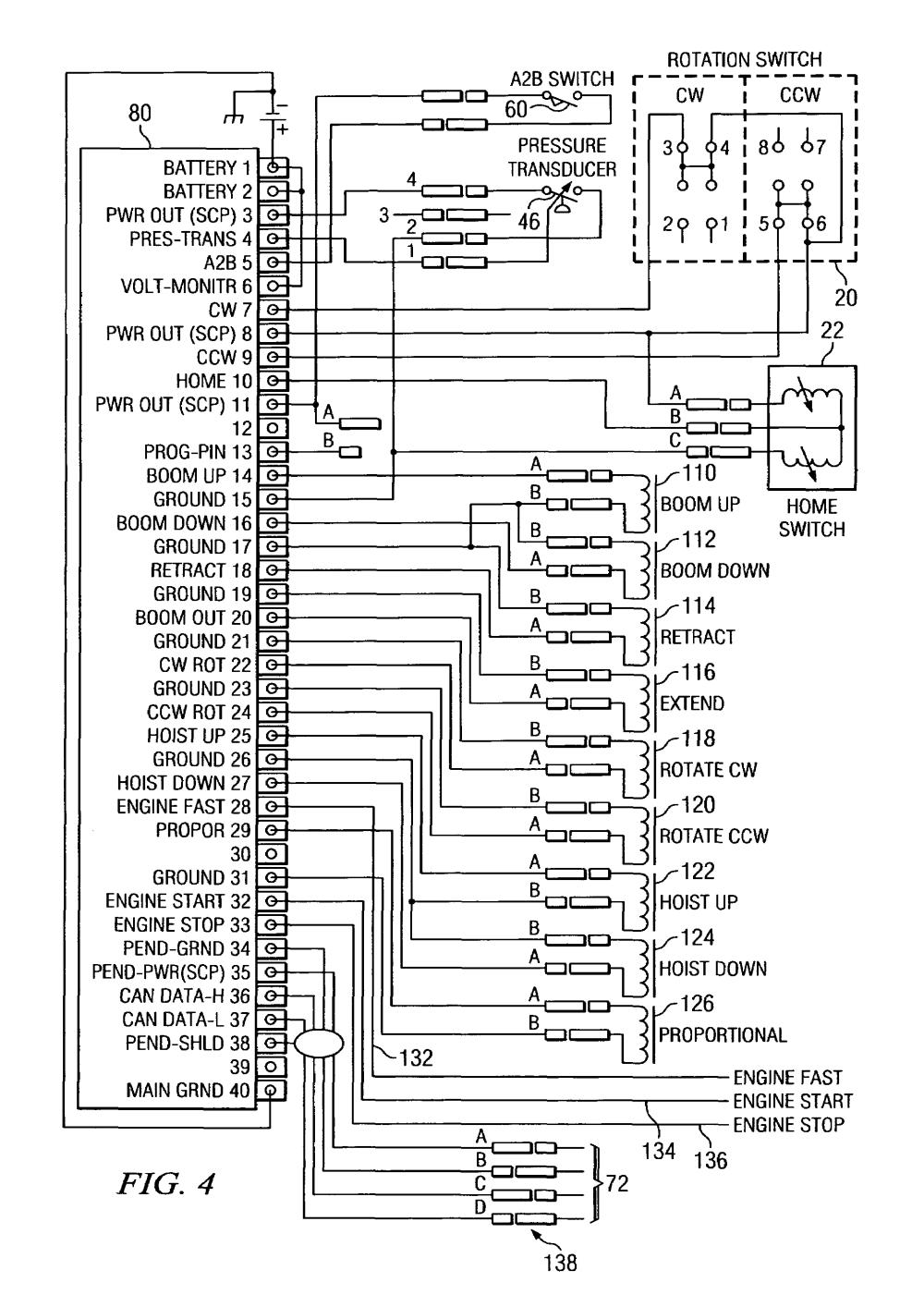 medium resolution of grove crane electrical diagram simple wiring schemagrove crane wiring diagram simple wiring schema potain self erecting