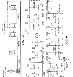patent us6995682 wireless remote control for a winch google wireless remote control circuit diagram  [ 1922 x 2841 Pixel ]