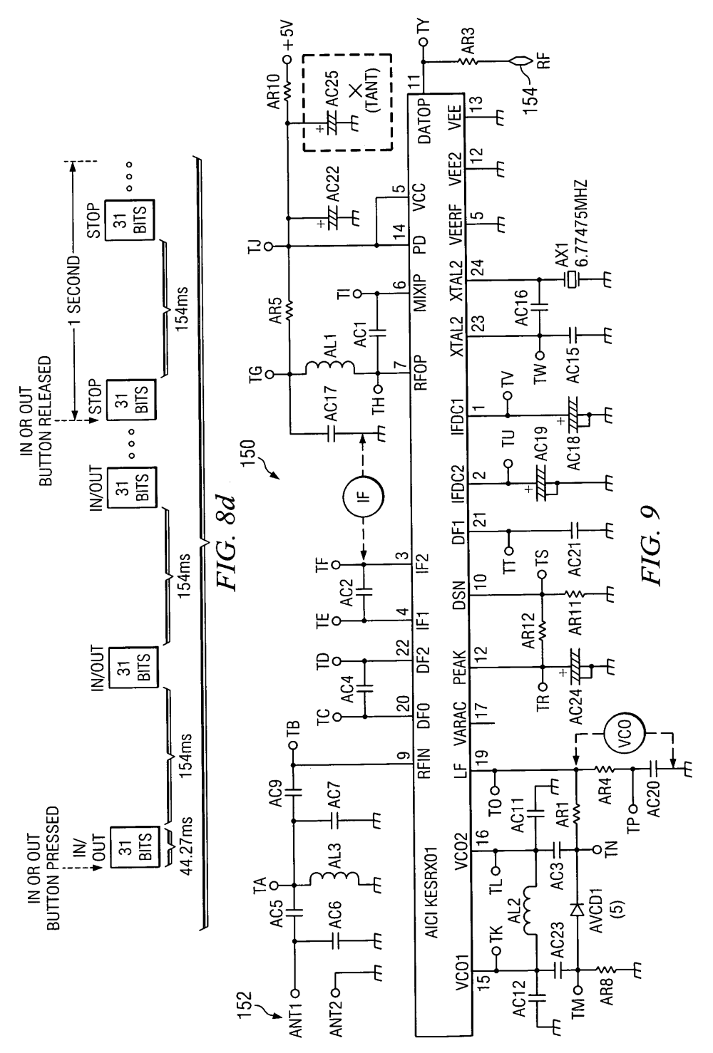 medium resolution of patent us6995682 wireless remote control for a winch google wireless remote control circuit diagram