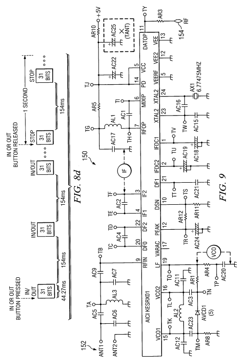 small resolution of patent us6995682 wireless remote control for a winch google wireless remote control circuit diagram