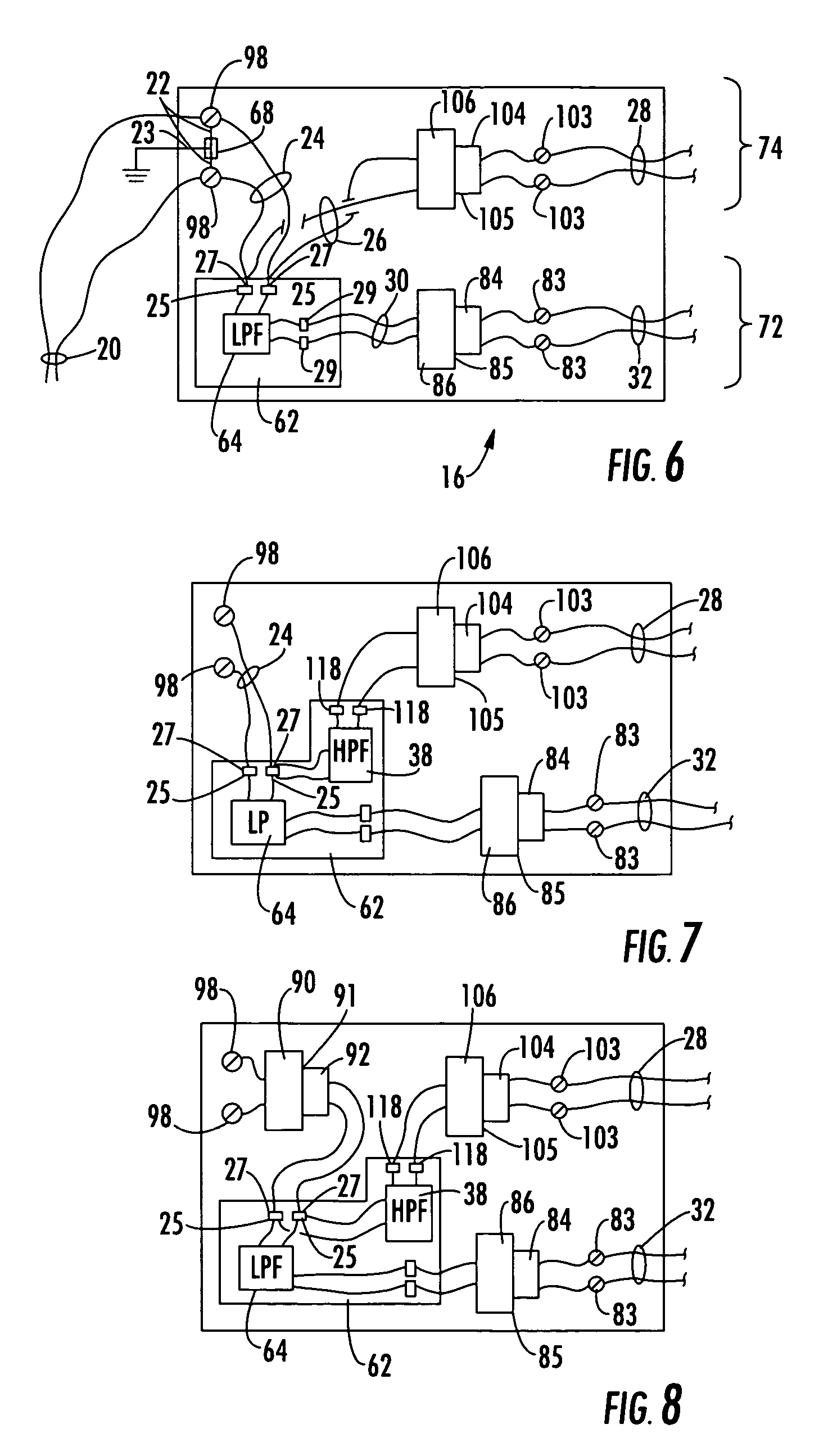 Adsl Central Filter Wiring Diagram : 34 Wiring Diagram
