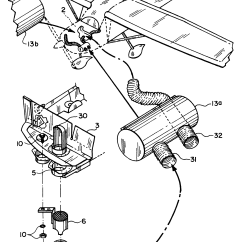 Cessna 172 Flap Wiring Diagram Cat5e Patent Us7017828 Blower Assisted Heating And Defogging