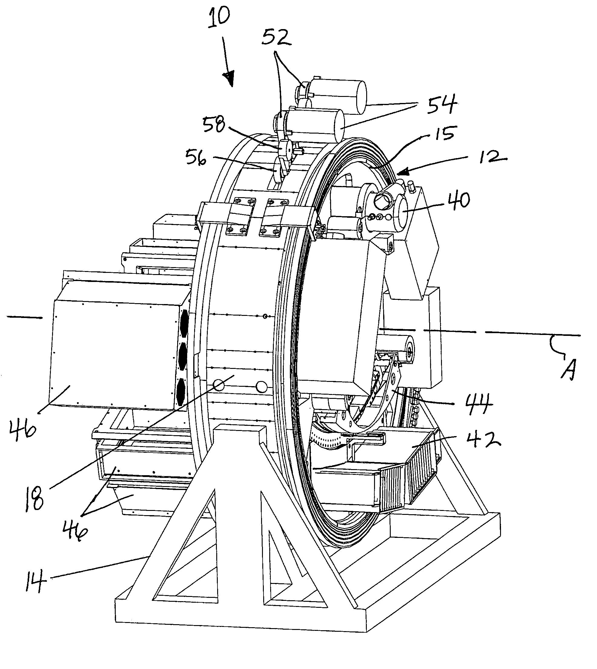 Diagram Of Ct Scanner