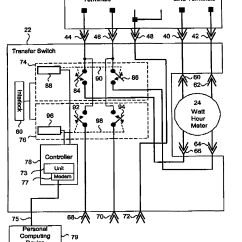 Transfer Switch Wiring Diagram Rcd Spur Patent Us7030514 Power Assembly Google