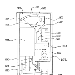 Shunt Signal Wiring Diagram For Relay Patent Us7068483 Circuit Breaker Lockout Google Patents