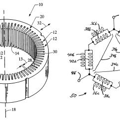 3 Phase Generator Alternator Wiring Diagram 2000 Gmc Jimmy Star Delta Manual E Books Diagramstar Stator