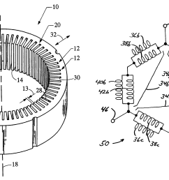 2 pole generator stator winding diagram wiring schematic wiring diagrams konsult [ 3086 x 1661 Pixel ]