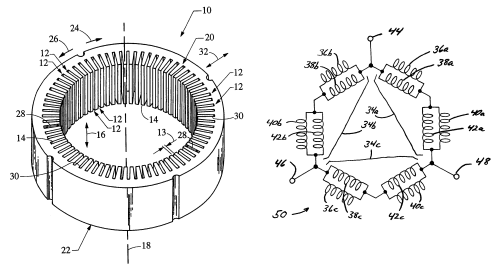 small resolution of 2 pole generator stator winding diagram wiring schematic wiring diagrams konsult
