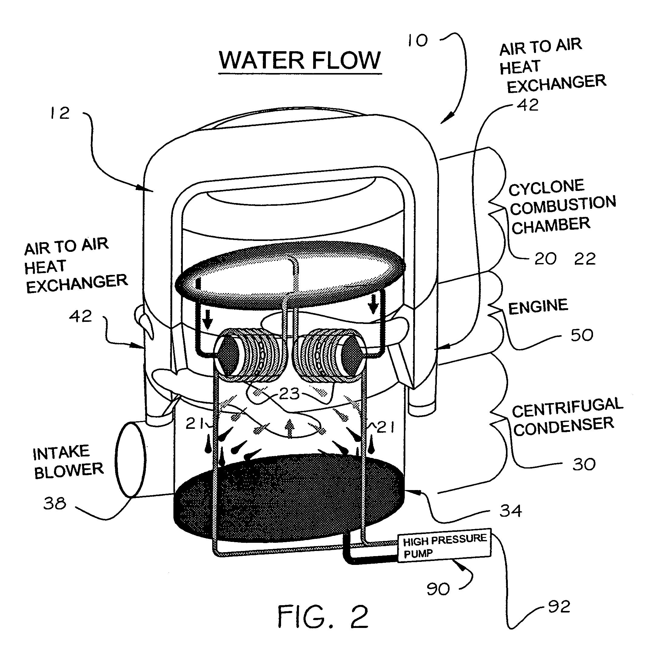 Reciprocating Piston Steam Engine Cylinder Valve Type