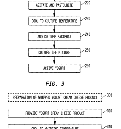 patent us7083815 process for making yogurt cream cheese and the patent drawing process flow diagram  [ 1432 x 2502 Pixel ]