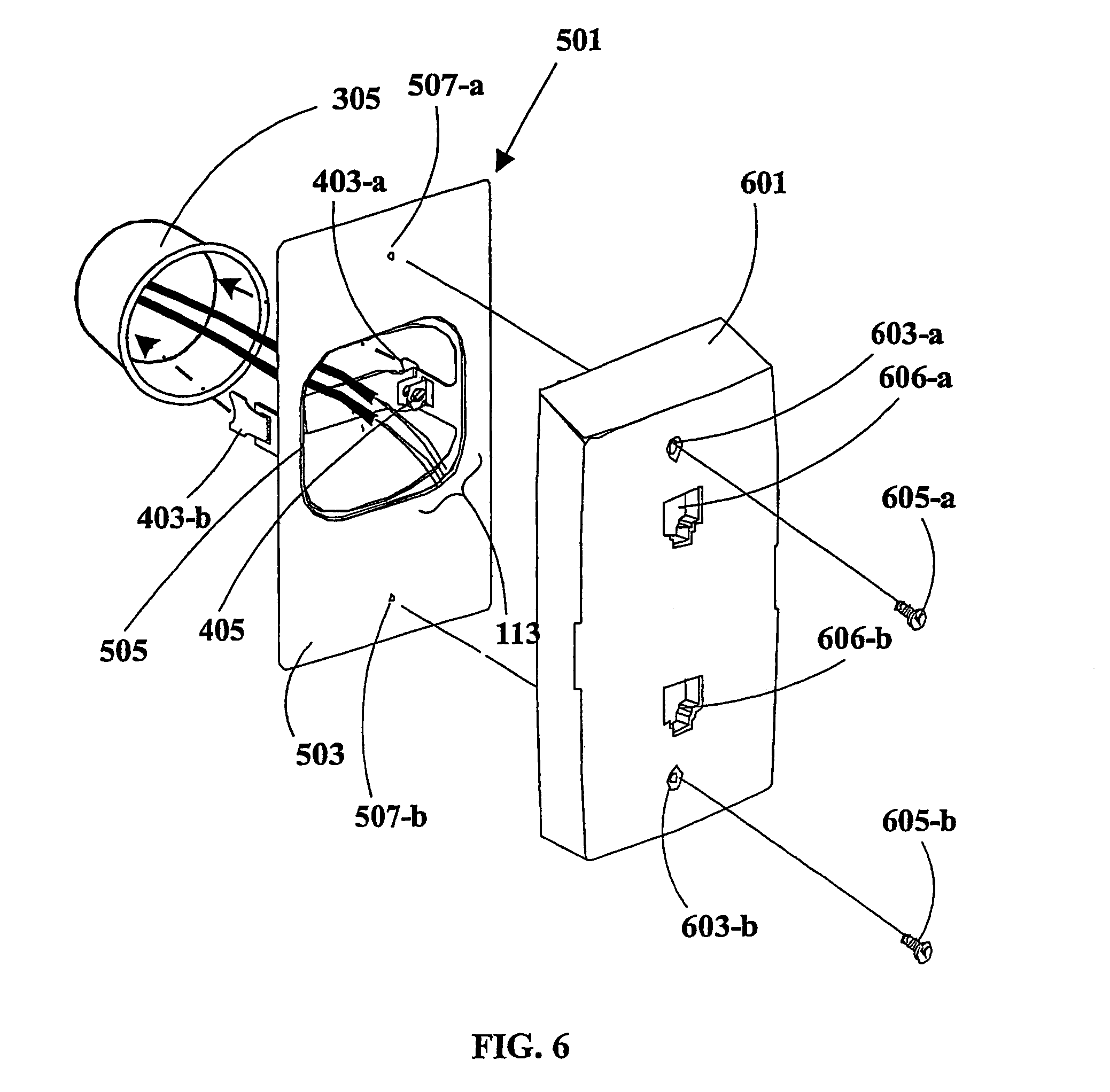 Example Of Wiring Junction Box