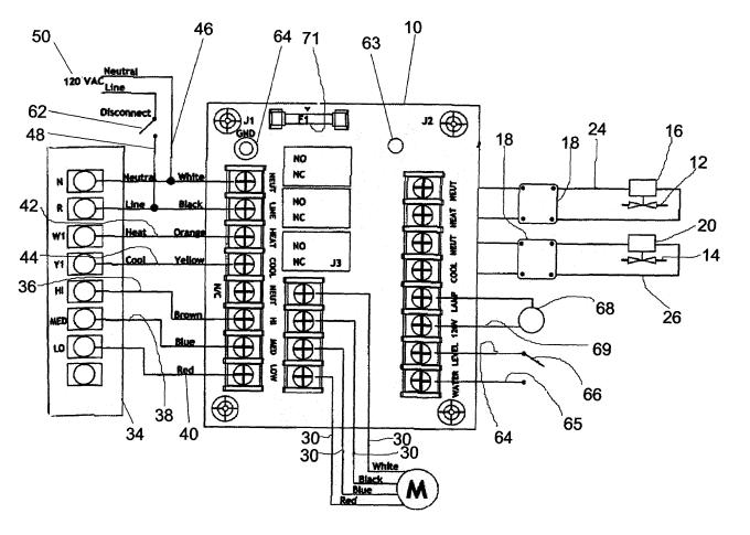 carrier fan coil unit wiring diagram