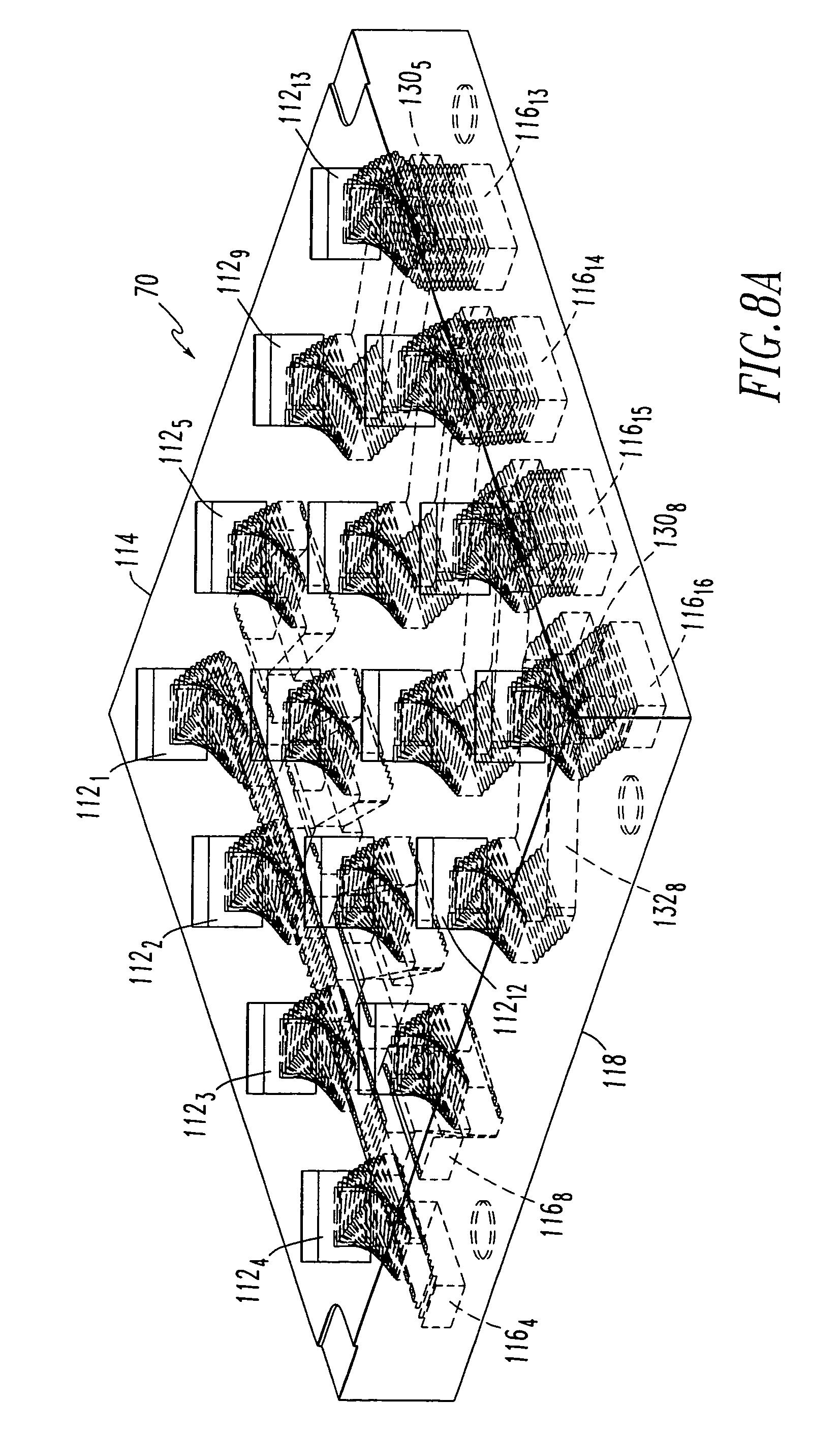 solderless printed circuit board