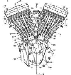 harley evo engine diagram harley davidson motor parts [ 2043 x 2576 Pixel ]