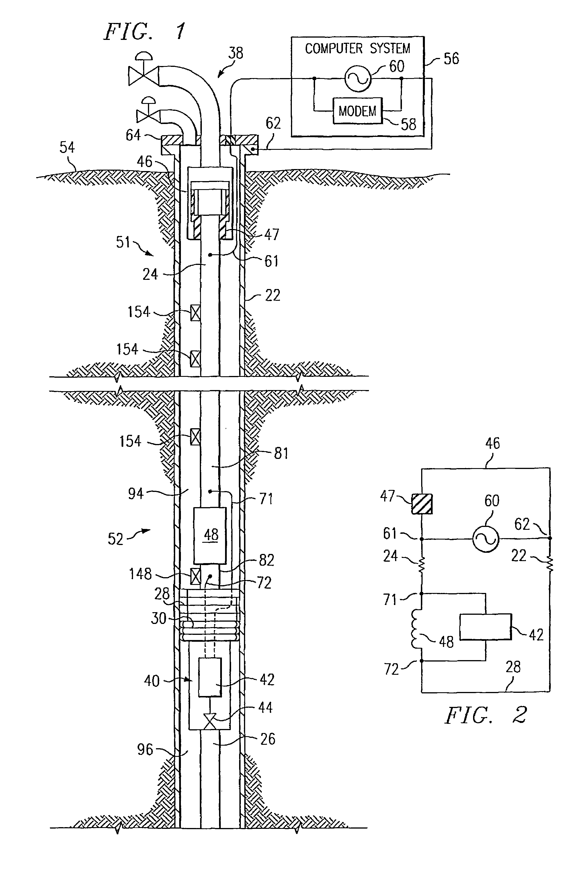 Related with gas lift schematic