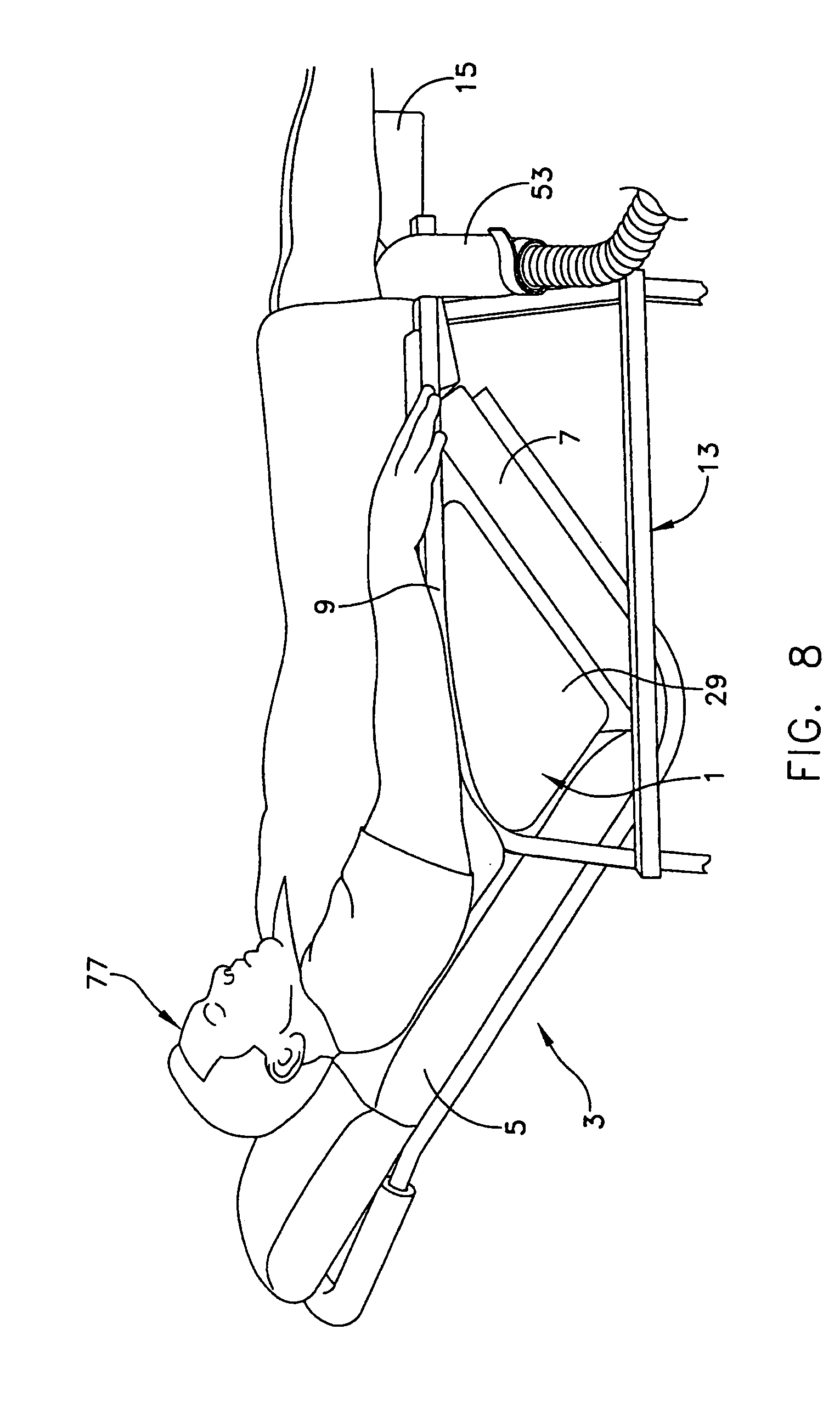 inflatable lifting chair sex toy patent us7168115 cushion and method for