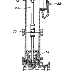 Basic Fire Hydrant Diagram What Is A Bar Patent Us7174911 With Second Valve Google