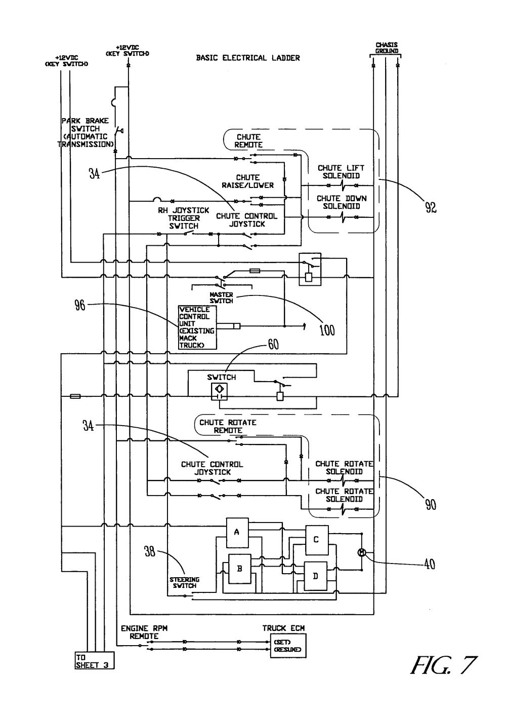 medium resolution of advance mixer wiring diagram