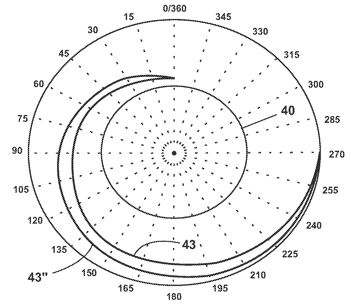 Patent US7206724 Method For Designing A Blower Wheel Scroll Cage