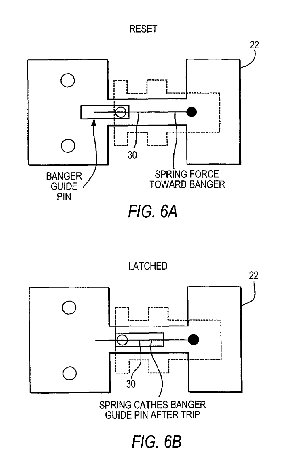 medium resolution of patent us7215521 gfci with reset lockout google patents modular gfci receptacle google patents on wiring leviton gfci outlet