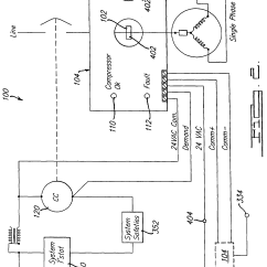 Wiring Diagram For Potential Relay Direct Tv Multiple Receivers Patent Us7222493 Compressor Diagnostic System Google