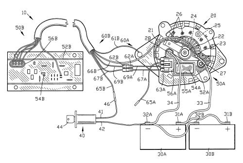 small resolution of alternator wiring diagram furthermore ford external voltage 12v generator wiring diagram 4 wire alternator wiring diagram
