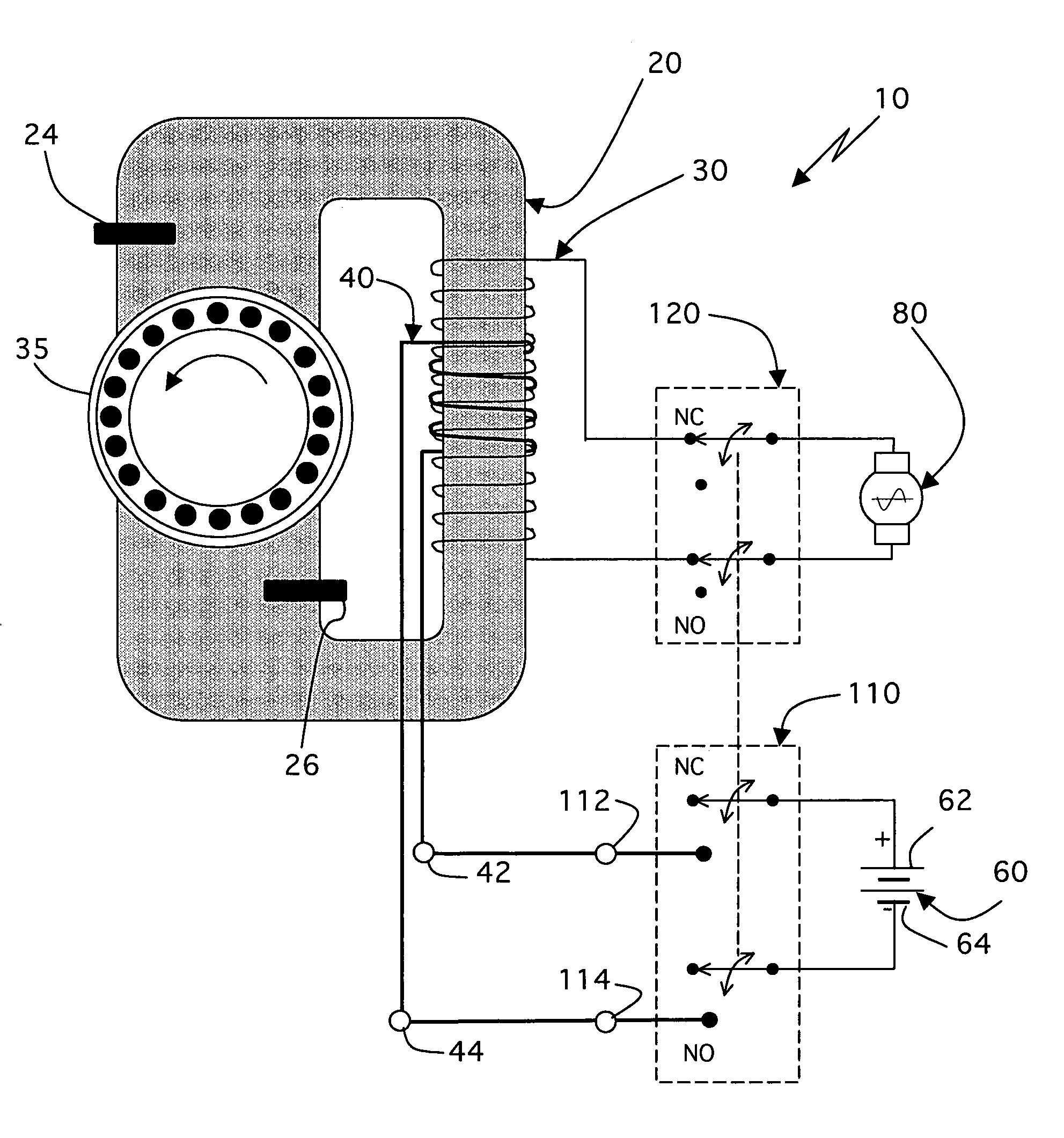 Shaded Pole Ac Motor Diagram