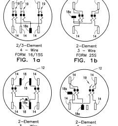 form 4s meter wiring diagram wiring diagram autovehicle 4 jaw meter wiring diagram [ 2115 x 2798 Pixel ]