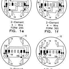 Milbank Meter Socket Wiring Diagram 1953 Chevy Truck 20 Images