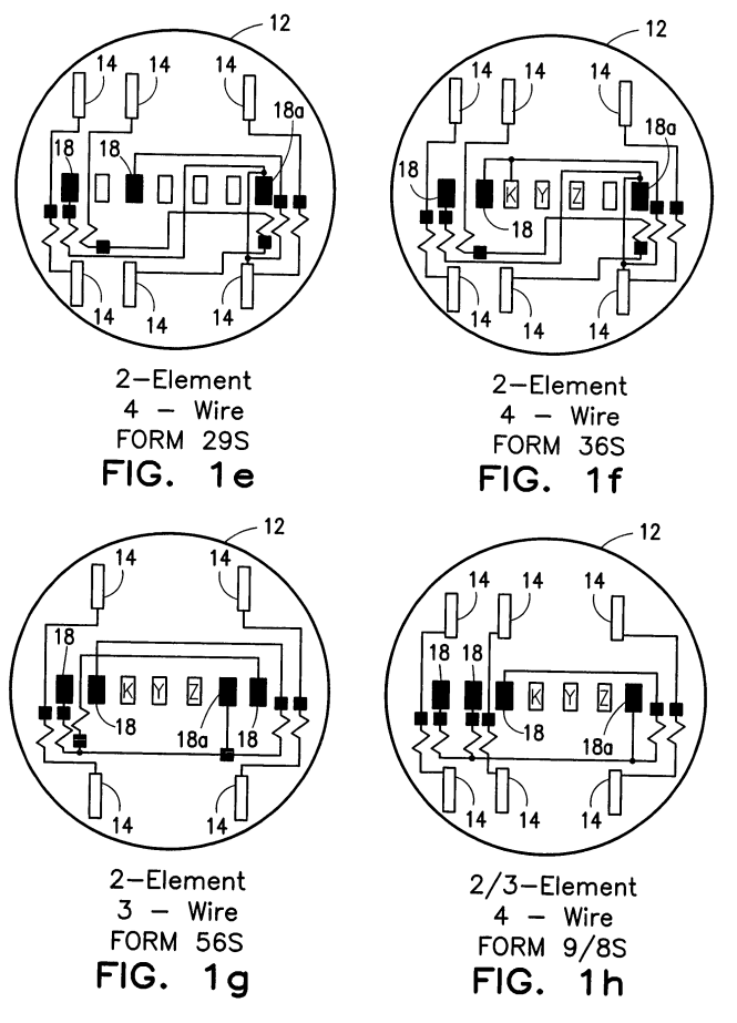 3 Phase Meter Socket Wiring Diagram - Schematics Online on