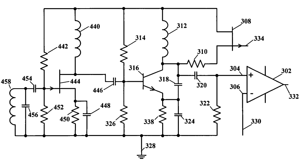 medium resolution of  us07263138 20070828 d00000 patent us7263138 q quenching super regenerative receiver western ice breaker wiring diagram at