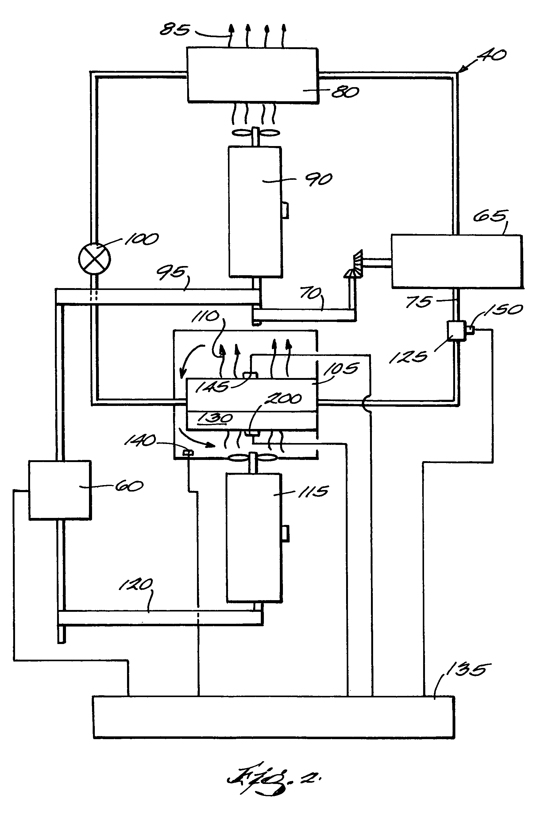 hight resolution of us07266961 20070911 d00002 patent us7266961 mobile refrigeration system and control thermo king v500 wiring diagram at