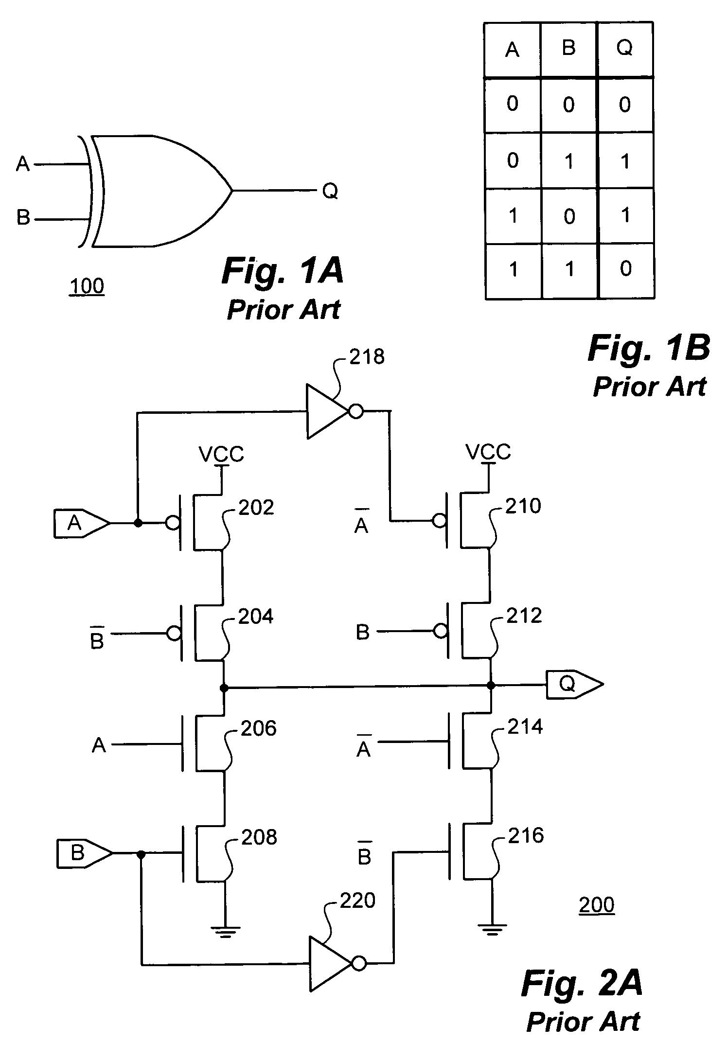 hight resolution of logic diagram of xor gate