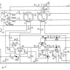 Gfci Circuit Diagram 1975 Tr6 Wiring Patent Us7336457 Ground Fault Interrupter