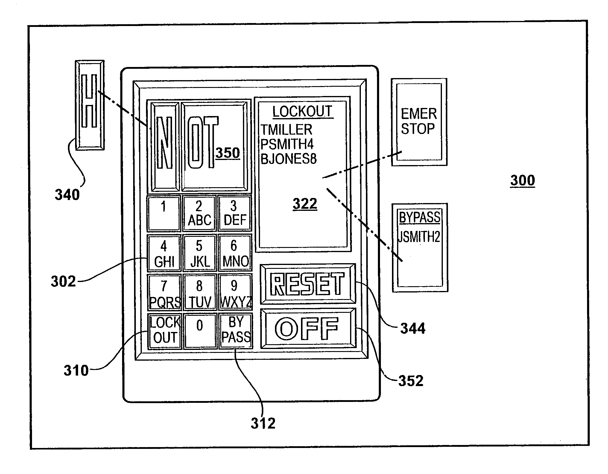 Electrical Control Panel Installation Drawing