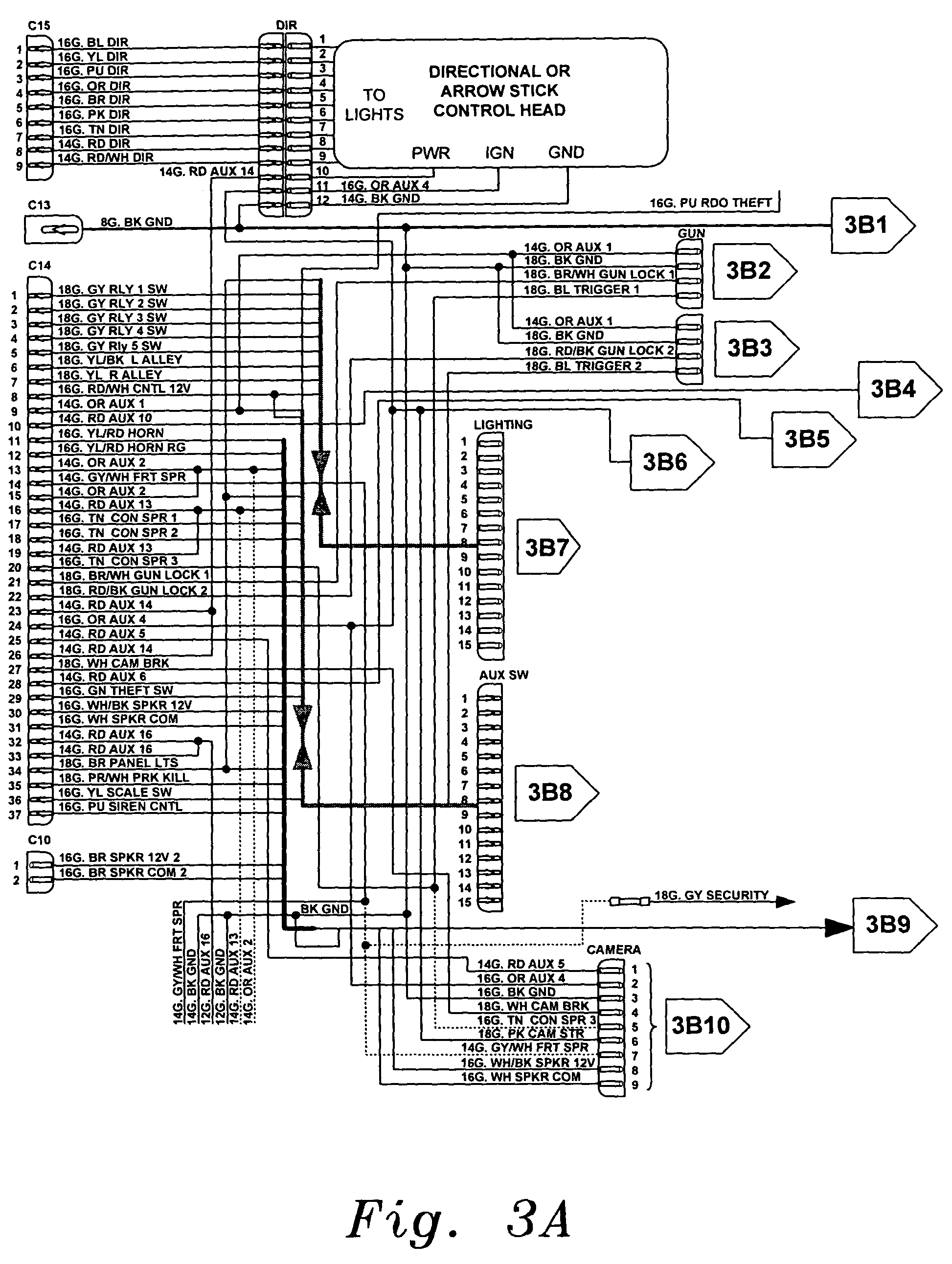 Caterpillar C15 Wiring Harness Diagram