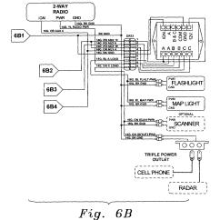 Whelen Light Bar Wiring Diagram 2002 Gm Radio Patent Us7342325 - Universal Fleet Electrical System Google Patents