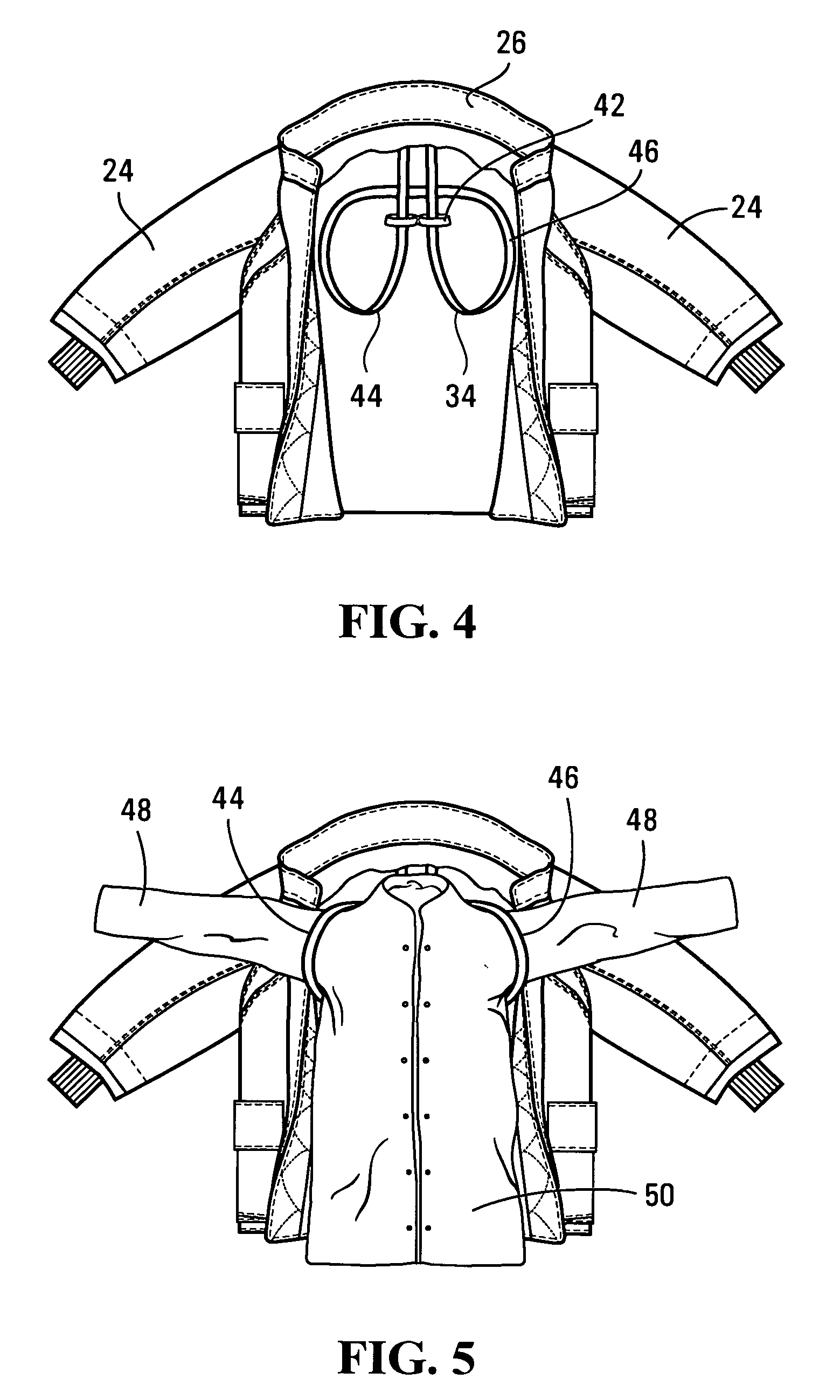 Neck Harness Stretch Device