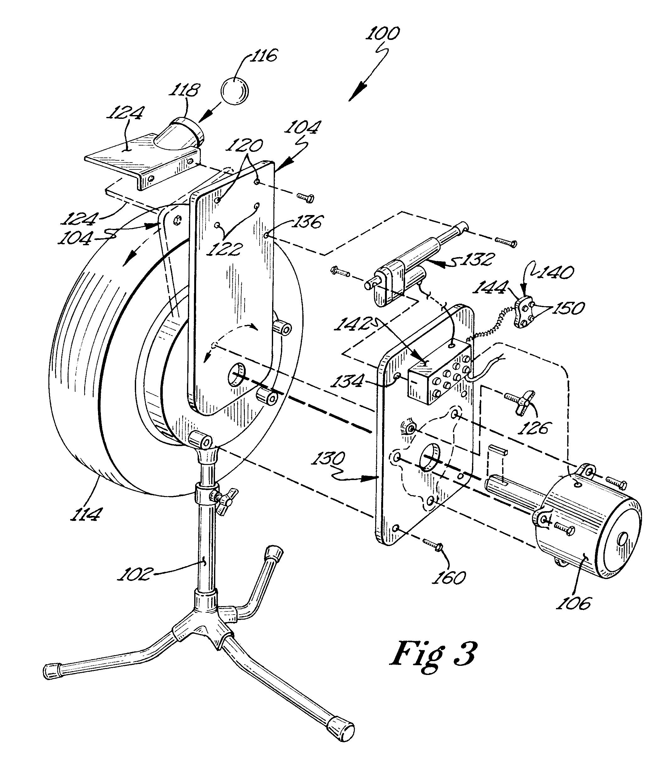 Pitching Machines Wiring Diagram