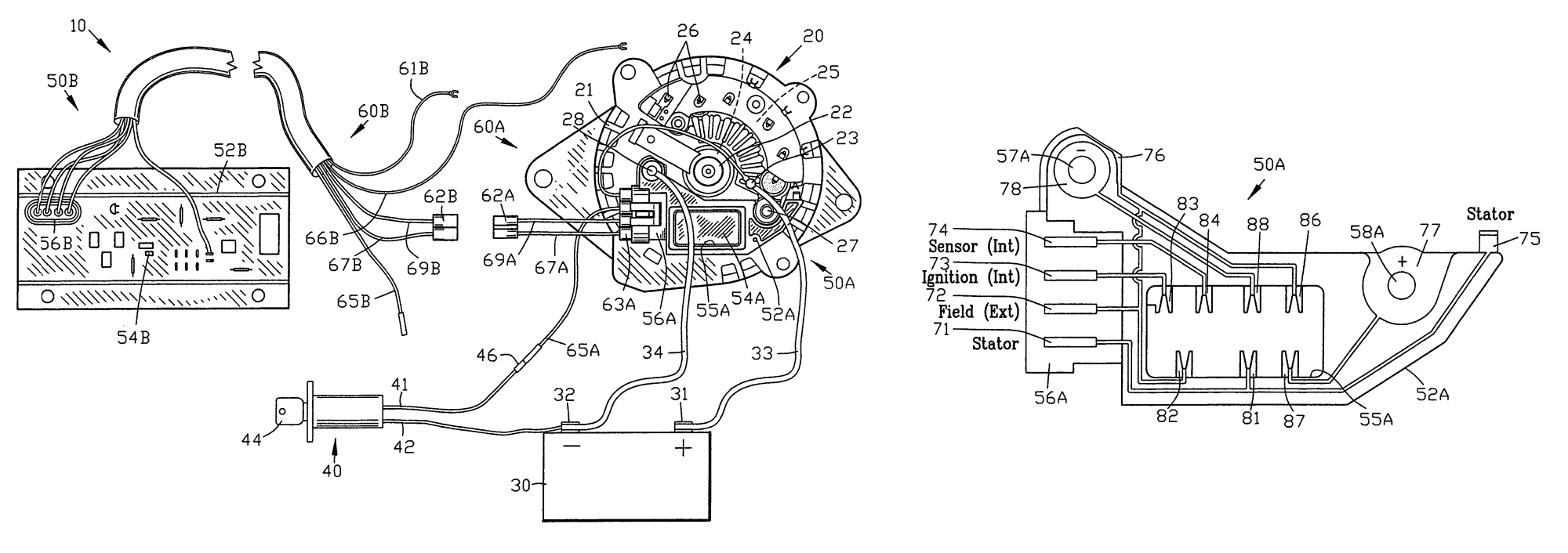 hight resolution of mando marine alternator wiring diagram wiring diagram design