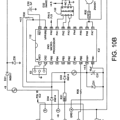 Karr Alarm 2040 Wiring Diagram Hissing Cockroach Patent Us7456725 Electronic Access Control Device