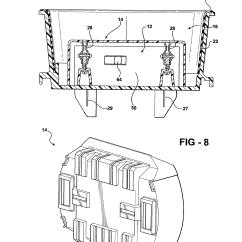 7 Jaw Meter Socket Wiring Diagram 1999 Mitsubishi Eclipse Radio Patent Us7458846 Electrical Power Service Apparatus With