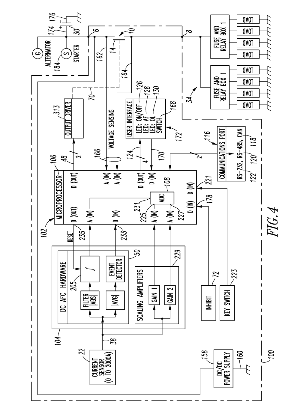 medium resolution of magnetek 7345 power converter wiring diagram