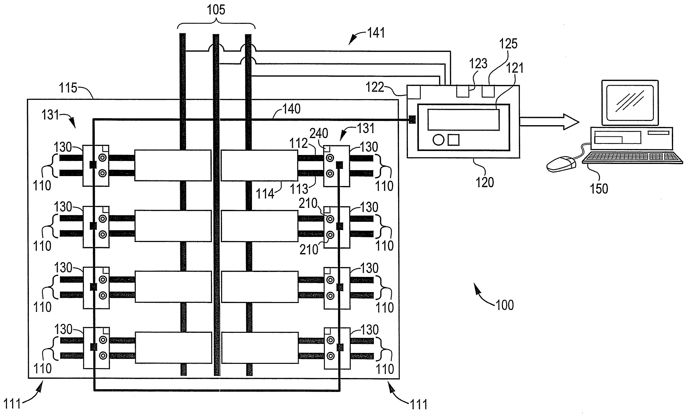 electrical panel board circuit breaker