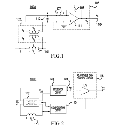 patent us7622910 method and apparatus for ac integrated current current sensors google patente on ac current sensor circuit diagram [ 2355 x 2673 Pixel ]