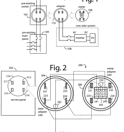 200 amp meter base wiring diagram wiring diagram expert 4 wire meter base diagram wiring diagram [ 2196 x 2661 Pixel ]