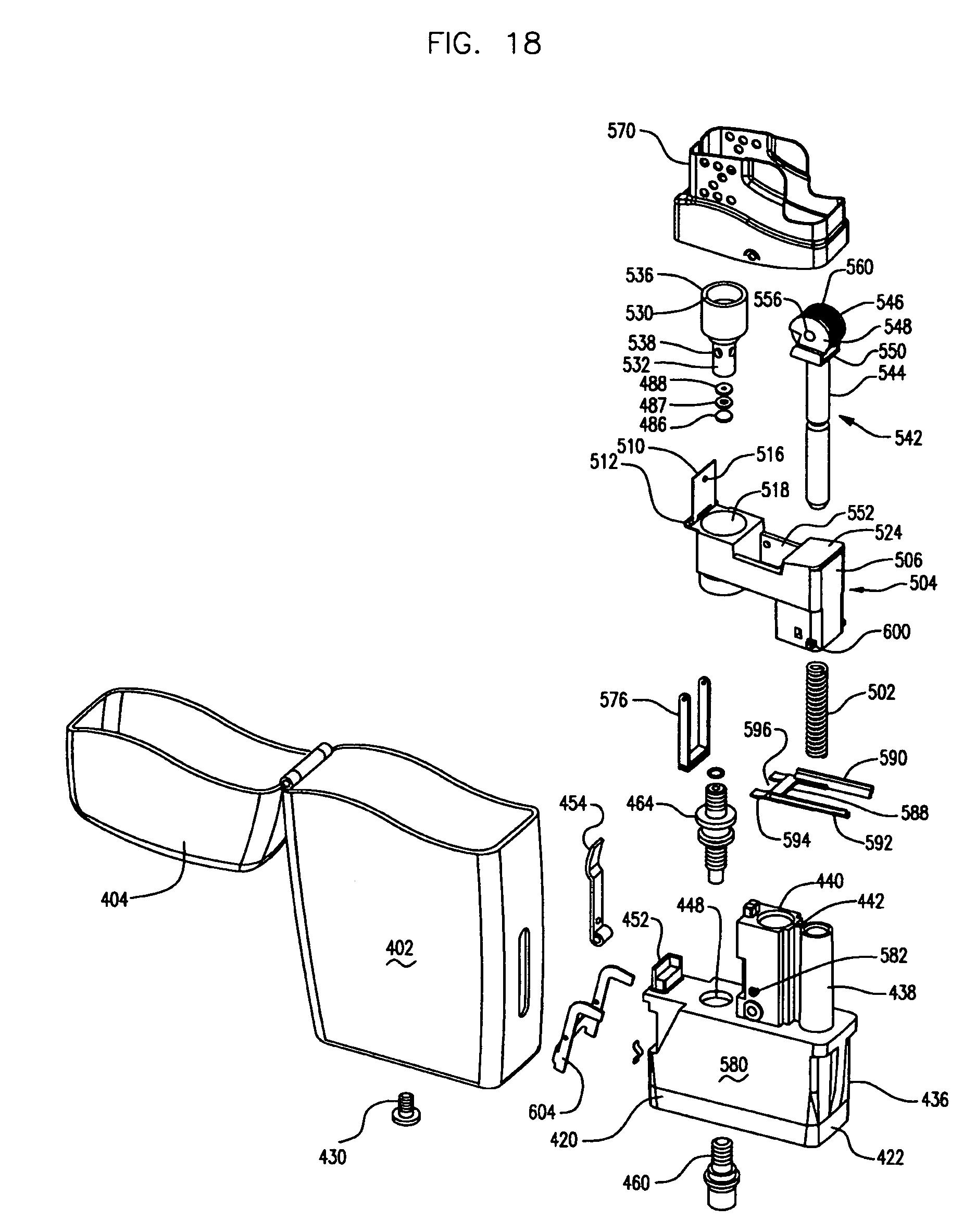 Bic Lighter Schematic View
