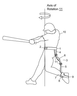 Patent US7654921  Baseball batting training aid  Google