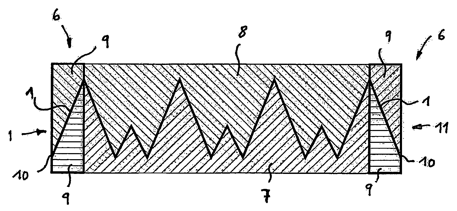 composite cell diagram 3 phase air compressor wiring patent us7658810 method for sealing edges of a core