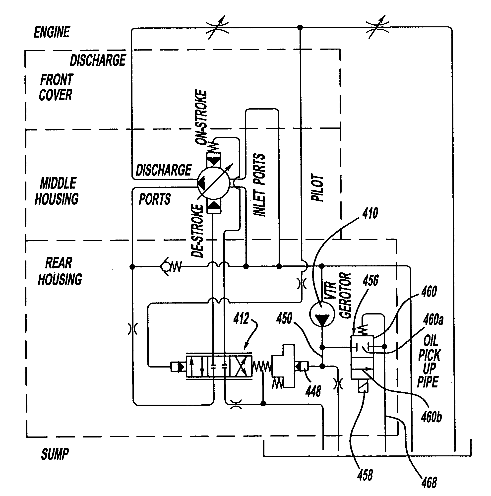 Engine Lubrication System Oil Pressure, Engine, Free